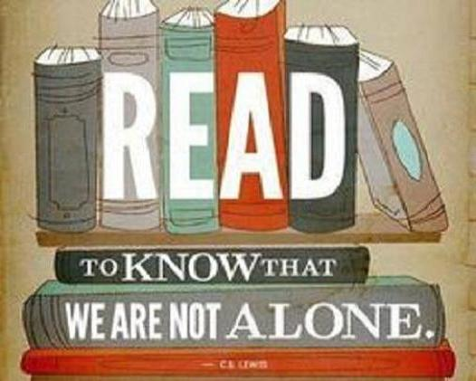 Read to know that